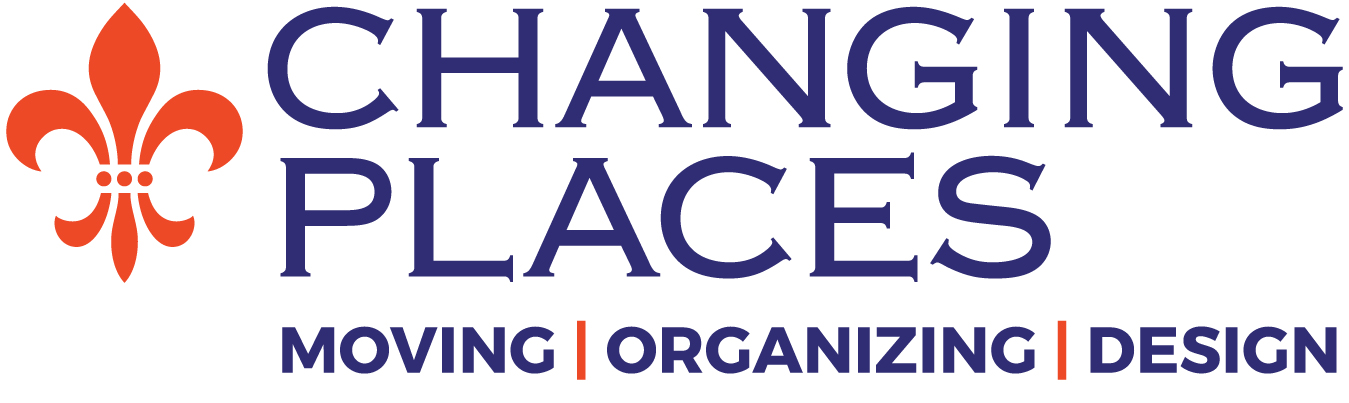 Changing Places Moving, Organizing, Design
